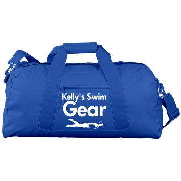 Kelly's Swim Gear Champion Mesh Gear Bag