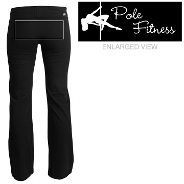 Pole Fitness Pants Junior Fit Soffe Yoga Pants