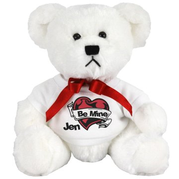 Be Mine Jen Medium Plush Teddy Bear