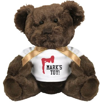 Mark&#x27;s Toy Medium Plush Teddy Bear