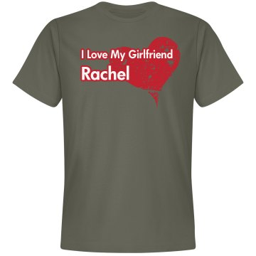Love My Girlfriend Unisex Gildan SoftStyle Tee
