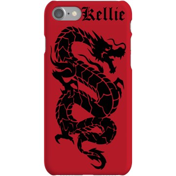 Kellie&#x27;s Cool iPhone Plastic iPhone 5 Case Black