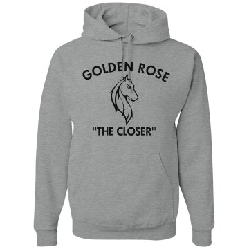 The Closer Horse Tee Unisex Gildan Heavy Blend Hoodie
