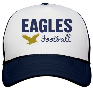 Eagles Football Hat