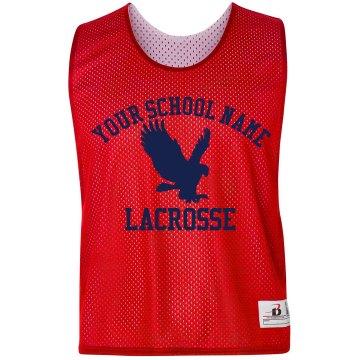 Eagles Mascot Lacrosse