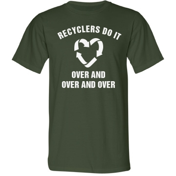 Earth Day Recyclers Tee