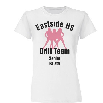 Eastside HS Drill Team