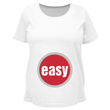 Easy Button Costume