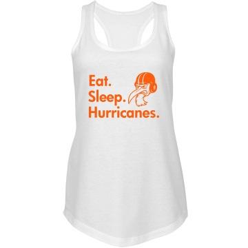 Eat Sleep Hurricanes