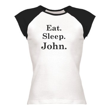 Eat Sleep John