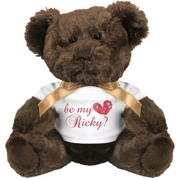 Be My Valentine Lamb Plush Lamb