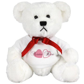 Be My Valentine Lion Plush Lion