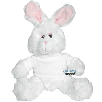Get Well Soon Bunny Plush Bunny