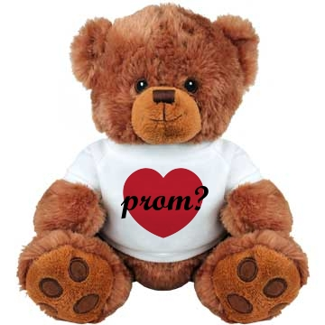 Prom Bear Medium Plush Teddy Bear