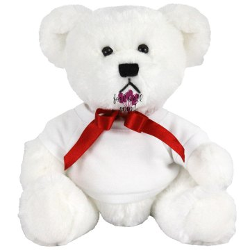Feel Well Soon Bear Small Plush Teddy Bear