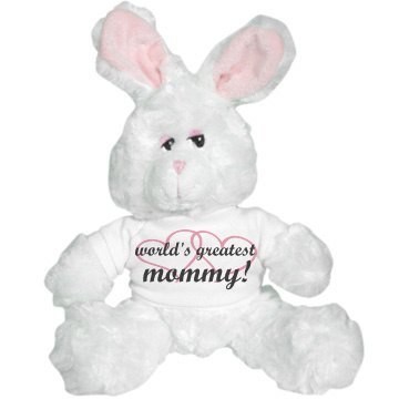 World's Greatest Bunny Plush Bunny