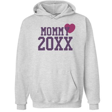 Mommy 2013 Unisex Hanes Ultimate Cotton Heavyweight Hoodie