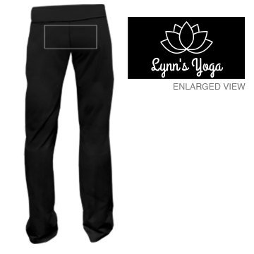 Lynn's Yoga Junior Fit Bella Fitness Pants