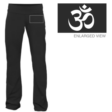 Zen Yoga  Junior Fit Bella Fitness Pants