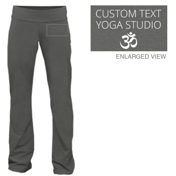 Lisa's Yoga Junior Fit Bella Fitness Pants