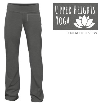 Upper Heights Yoga Junior Fit Bella Fitness Pants