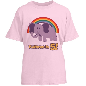 Elephant Rainbow