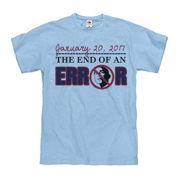 End of an error Tee