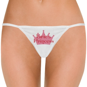 Eric's Princess Thong