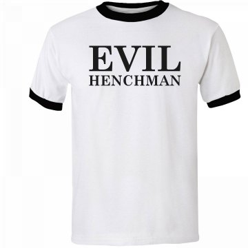 Evil Henchman Costume