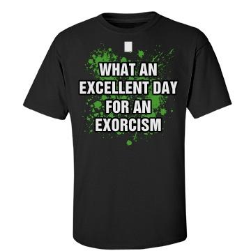 Exorcist Costume