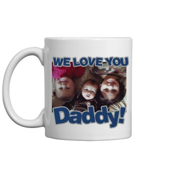 Photo Mug Father&#x27;s Day 11oz Ceramic Coffee Mug