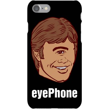 eyePhone iPhone Plastic iPhone 5 Case Black