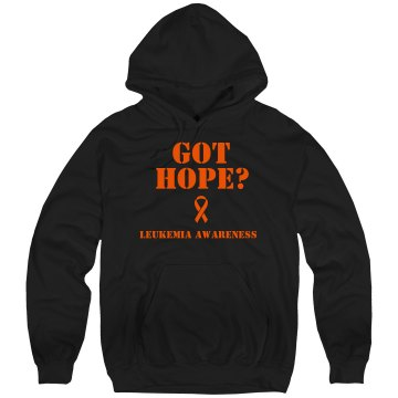 Got Hope Hoodie Unisex Hanes Ultimate Cotton Heavyweight Hoodie