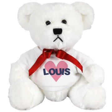 I Heart... Medium Plush Teddy Bear