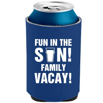 Fun In The Sun The Official KOOZIE Can Kooler