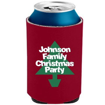 Christmas Can Cooler The Official KOOZIE Can Kooler