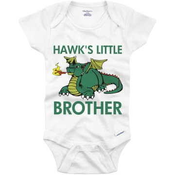 Hawk's Bro Infant Gerber Onesies
