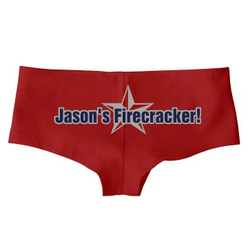 Jasons Firecracker Bella Hotshort