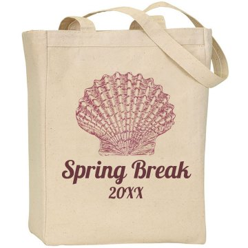 Spring Break Carry All Liberty Bags Canvas Tote