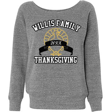 Family Thanksgiving Shirt