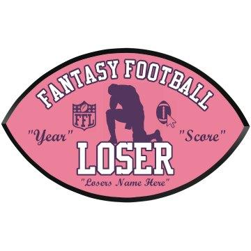 Fantasy Football Loser Gift
