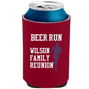Family Reunion The Official KOOZIE Can Kooler