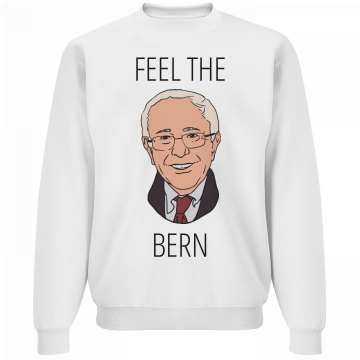 Feel The Bern Fleece
