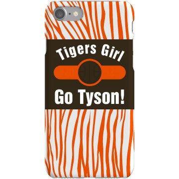 Zebra iPhone 5 Case Plastic iPhone 5 Case Black