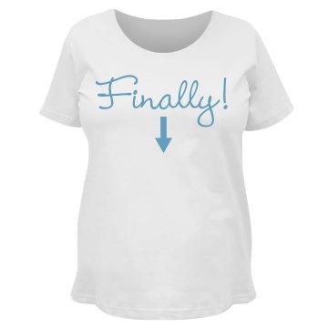 Finally Pregnant!