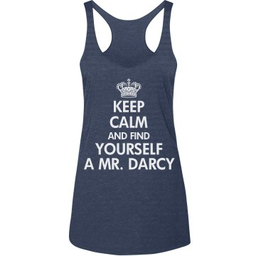 Find A Mr. Darcy