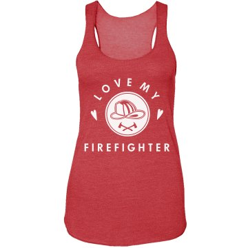 Firefighter Girl Love