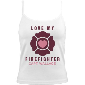 Firefighter Wife Wallace