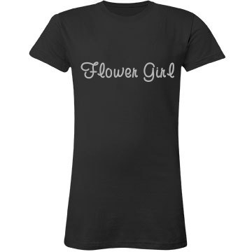 Flower Girl Rhinestone