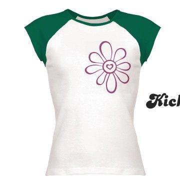 Flower Power Kickball